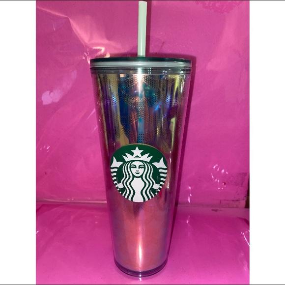 🧜♀️ Starbucks Mermaid cold cup 🧜♀️